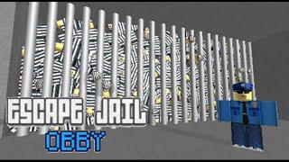 ROBLOX Escape Jail Obby - Secrets Part 1