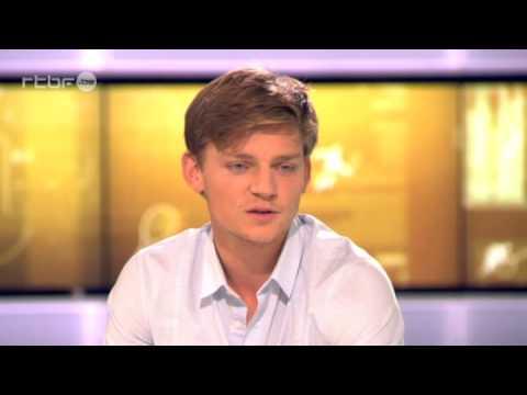 "David Goffin on ""le Week-end Sportif"""