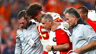 Chiefs TE Travis Kelce on How Team Reacted to Mahomes' Knee Injury   The Rich Eisen Show   10/21/19