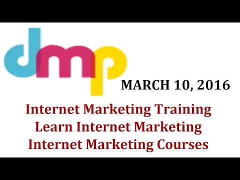 Internet Marketing Training | Learn Internet Marketing | Internet Marketing Courses