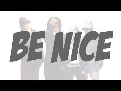 The Black Eyed Peas - Be Nice ft. Snoop Dogg (Lyric Video) Newly Added