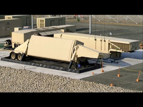 Raytheon Ballistic Missile Defense Systems & Transportable Radar Surveillance (AN/TPY-2)