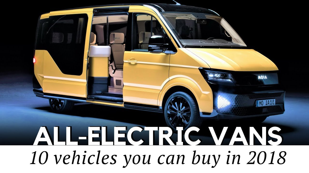 Nissan Work Van >> Top 10 Electric Vans: Cars You Should Buy for Family and ...