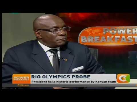 Power Breakfast: Rio Olympics probe
