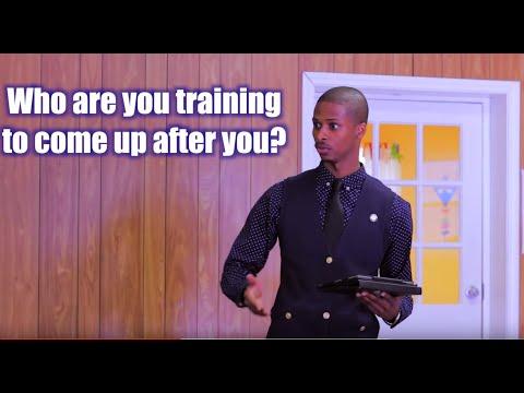 """How to Train Generational Leaders"""" @KingsSpeak2012"""