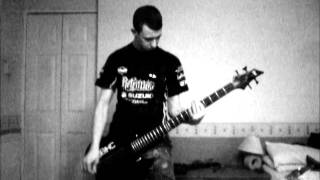 Children Of Bodom - Hate Me Bass Cover