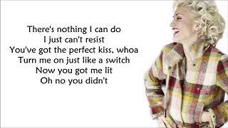 Gwen Stefani - Where Would I Be (LYRICS)