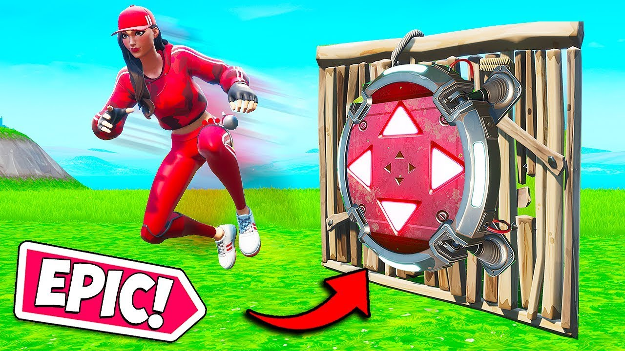 *INSANE* SUPER LAUNCH PAD TRICK!! – Fortnite Funny Fails and WTF Moments! #704