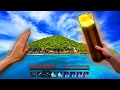 Realistic Minecraft - ISLAND ESCAPE!? - Minecraft Roleplay Finale