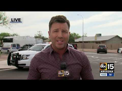 Two federal agents injured in Ahwatukee shootout
