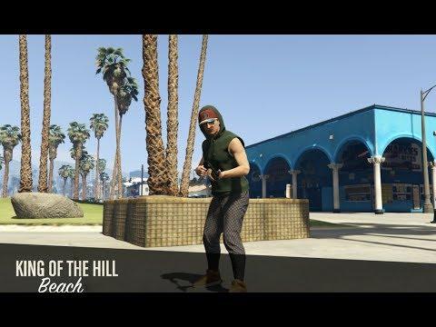 В GTA Online стартовал временный режим King of the Hill