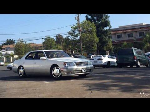 Lexus Ls400 Replacing Starter Part 1 1995 Lexus Doovi