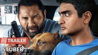 Stuber 2019 Trailer HD   Dave Bautista   Kumail Nanjiani