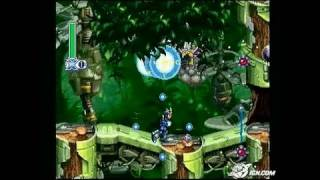 Mega Man X Collection PlayStation 2 Trailer - Official
