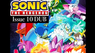Sonic The Hedgehog - IDW Comic Dub - Issue 10