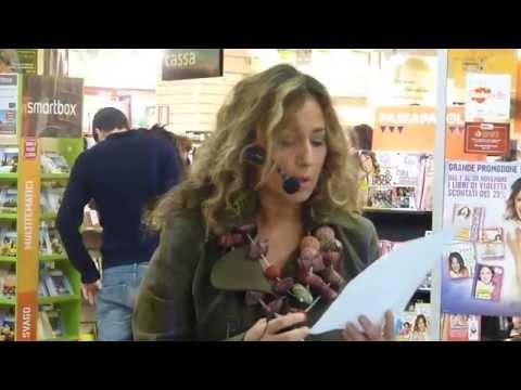 Catia Urbinelli legge un brano di Pliocene Anno Zero di Franky Kaone