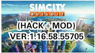 """【How To Download Hack Mod Apk Of """"SIMCITY BUILDIT""""】100% Working"""