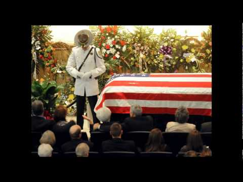 Honoring a fallen hero
