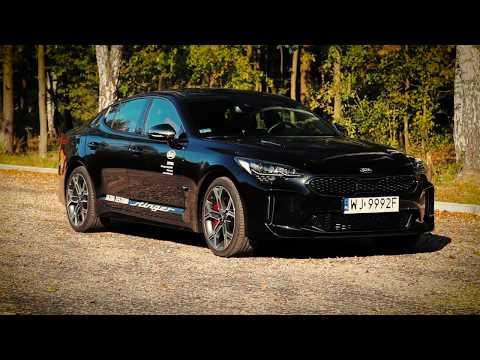 Kia Stinger GT 3.3 V6 2017 test PL