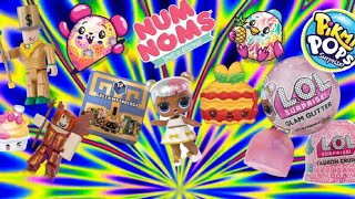 ROBLOX, MINECRAFT, LOL SURPRISE, NUM NOMS & MORE! BLIND BAG SERIES