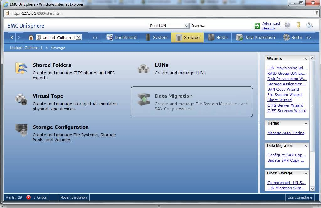 How To Install Vnx Simulator Emc Storage Mute Sound