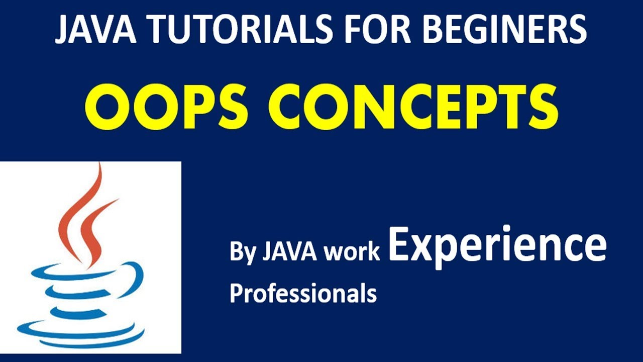Java youtube tutorial image collections any tutorial examples java oops tutorial gallery any tutorial examples java tutorial java oops concepts with examples part 1 baditri Images