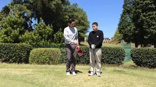 【ゴルフ】10ヤード以内の簡単サンドウエッジアプローチ thumbnail