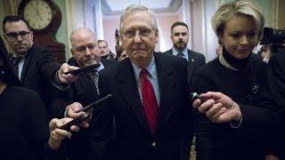 Senate Republicans Pass Tax Hike Bill