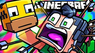 Minecraft Funny Moments - Tнe Official Minecraft 2020 Olympics!