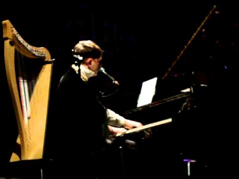 Patrick Wolf - The Tinderbox [acoustic version] (live @ Mole Vanvitelliana, Ancona - 23.06.12)