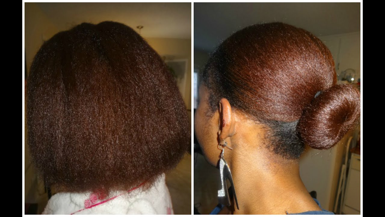 How To Make Transitioning To Natural Hair Easier