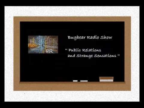 Bugbear Radio Show - Public Relations - Shoreditch Radio