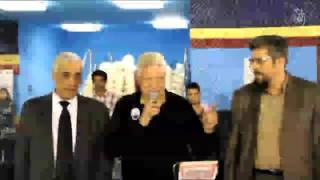 بالفيديو.. الزمالك يُقيم مأدبة عشاء لبجاية الجزائري