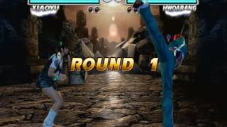 Tekken Hybrid ps3 gameplay part 1