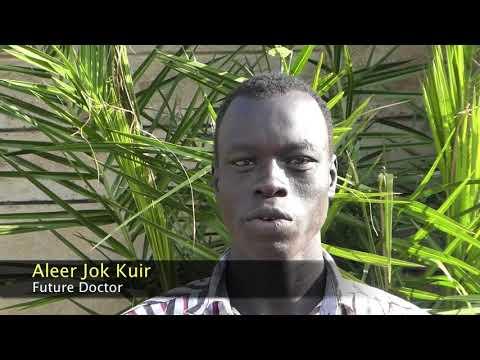 Seeds of South Sudan High School Graduate Students