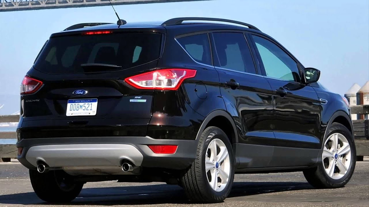 ford 2015 model ford escape suv youtube. Black Bedroom Furniture Sets. Home Design Ideas