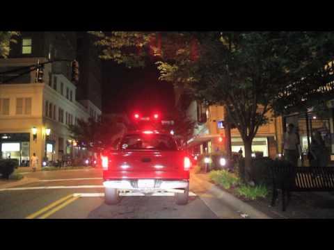 Downtown Winston-Salem, NC Night Tour