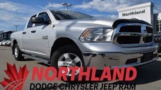 Walk Around 2014 RAM 1500 ST | Northland Dodge | Auto Dealership in Prince George BC