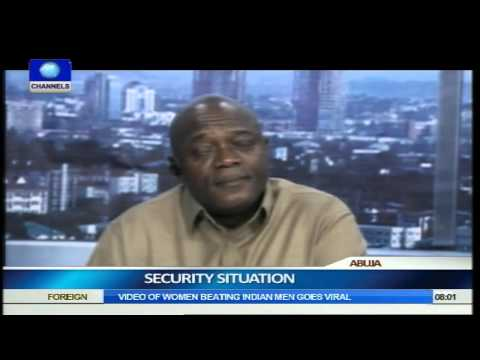 Boko Haram Are Enemies Of Islam, Muslims, Nigerians – Col Nyiam (Rtd) PT1