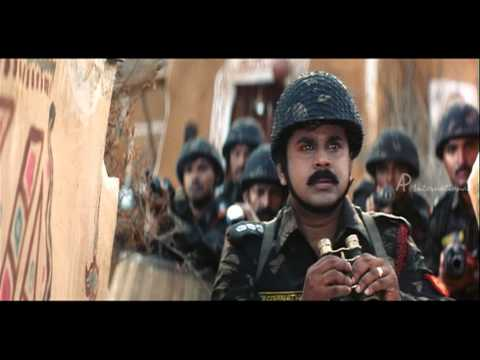 Kalam Tamil Movie scenes | Pakistan Army...