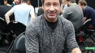 XFN Interviews: David Duchovny at X-Files NYCC 2017