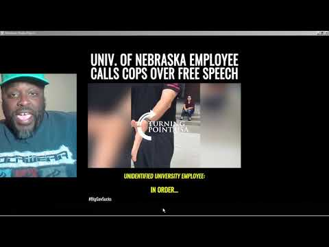 Univ of Nebraska free speech zone