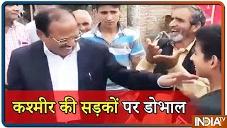 NSA Ajit Doval reviews situation in 2 districts of South Kashmir
