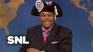 Weekend Update: Michael Steele - Saturday Night Live