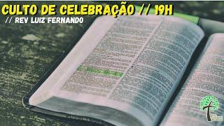 Culto de Celebração // 26 de Julho de 2020 // Igreja Presbiteriana Floresta GV
