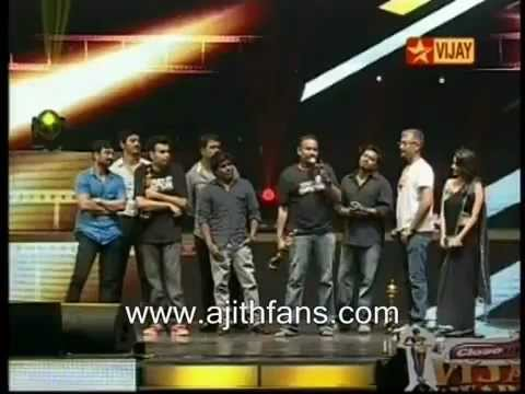 Vijay Awards 2012 winners