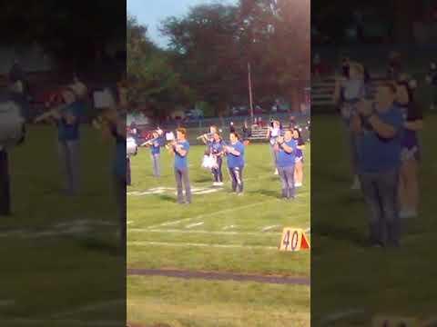 Edon High School Band 2