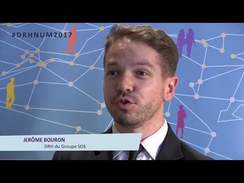 Jérôme BOURON, DRH du Groupe SOS - Prix du DRH numérique