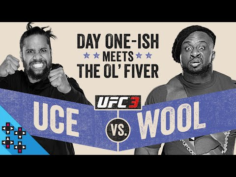 UFC 3: BIG E vs. JIMMY USO - Day One-ish meets The Ol' Fiver - Gamer Gauntlet