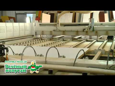 Фабрика мебели Зеленый попугай